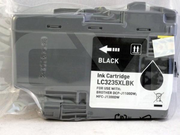 alternative Patrone zu Brother LC-3235XL Black