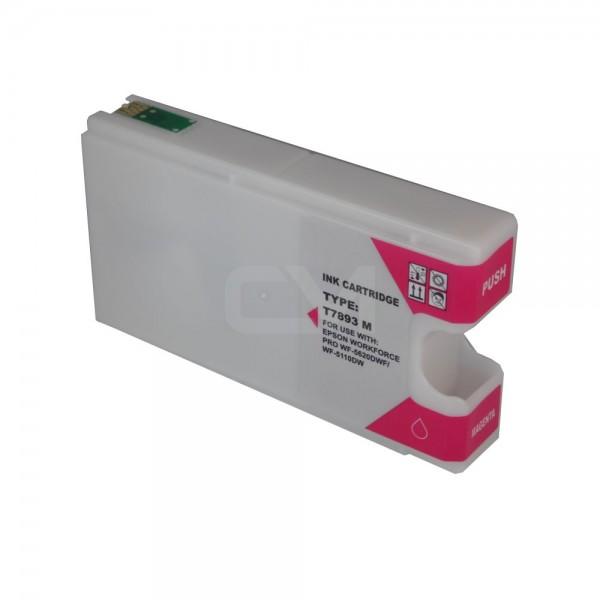 alternative Patrone zu Epson T7893 - Magenta