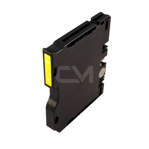 RICOH kompatible Gel-Tinte GC 41 Yellow